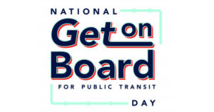 National Get On Board Day
